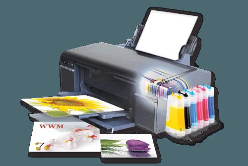 Настройка принтеров и факсов в Абакане