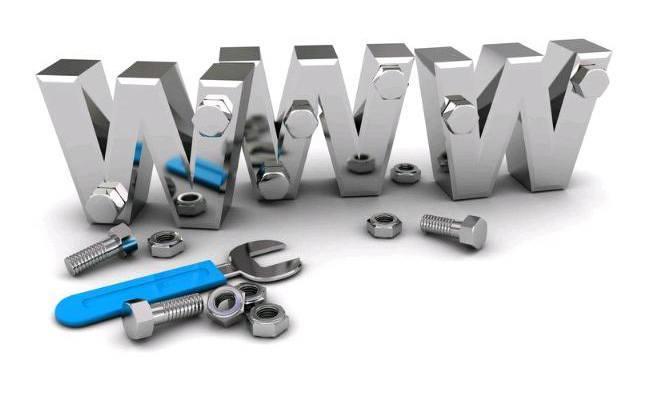 Создание сайта в Абакане